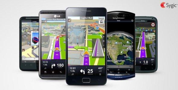 دانلود سایجیک Sygic: GPS Navigation 14.3.2 – بهترین مسیریاب اندروید + آفلاین