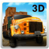 دانلود HILL CLIMB TRANSPORT 3D 1.5 - بازی کامیون رانی در کوهستان برای اندروید