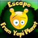 دانلود Escape from Yepi Planet 1.0.15 - بازی فرار از سیاره یپی ها برای اندروید