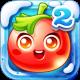 دانلود Garden Mania 2 v1.4.1 بازی حذف میوه های هم شکل اندروید