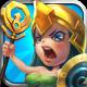 دانلود Gods Rush 1.1.17 - بازی استراتژیک هجوم خدایان برای اندروید + نسخه مود
