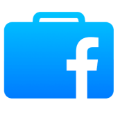 Facebook at Work icon