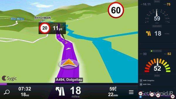 دانلود سایجیک Sygic: GPS Navigation 16.4.12 بهترین مسیریاب اندروید ...... دانلود سایجیک Sygic: GPS Navigation 16.4.12 – بهترین مسیریاب اندروید + آفلاین ...