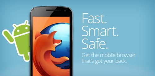 دانلود Firefox Browser for Android 34.0.1 مرورگر موزیلا فایرفاکس اندروید