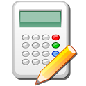 Graphite Graphing Calculator icon