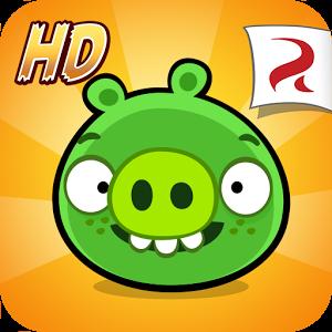 دانلود Bad Piggies HD 2.3.3 دانلود بازی خوک های بد برای اندروید + نسخه مود