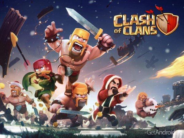 1390886049 clash of clans getandroid 1 دانلود کلش آف کلنز Clash of Clans 7.156.10 – بهترین بازی استراتژیک آنلاین اندروید+هک بازی