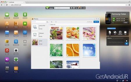 دانلود ایردروید AirDroid 4.1.0 نرم افزار مدیریت اندروید از طریق اینترنت