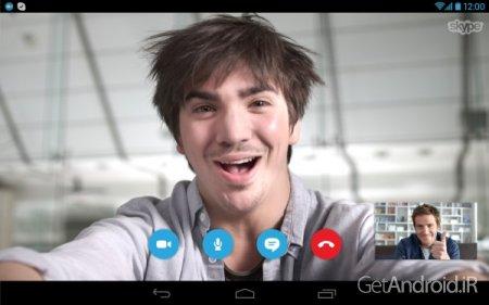 دانلود Skype – free IM & video calls 8.31.0.92  – مسنجر اسکایپ اندروید