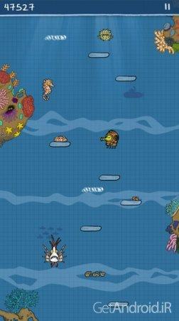 دانلود Doodle Jump 3.7 – بازی اعتیادآور دودل جامپ اندروید
