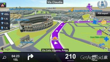 دانلود سایجیک Sygic: GPS Navigation 16.5.1 – بهترین مسیریاب اندروید + آفلاین