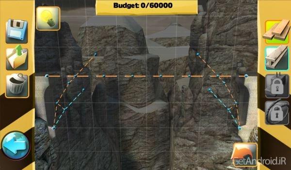 دانلود Bridge Constructor 5.8 – بازی اعتیاد آور پل سازی اندروید... دانلود Bridge Constructor 5.8 – بازی اعتیاد آور پل سازی اندروید + مود