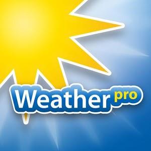 دانلود WeatherPro Premium 4.8.7 بهترین برنامه هواشناسی اندروید