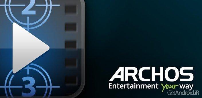 دانلود Archos Video Player v8.1.12 - ویدئو پلیر اندروید
