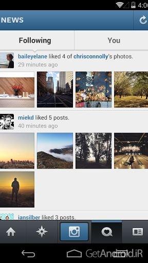 دانلود اینستاگرام Instagram 19.0.0.2.91  - برنامه رسمی اینستاگرام برای اندروید