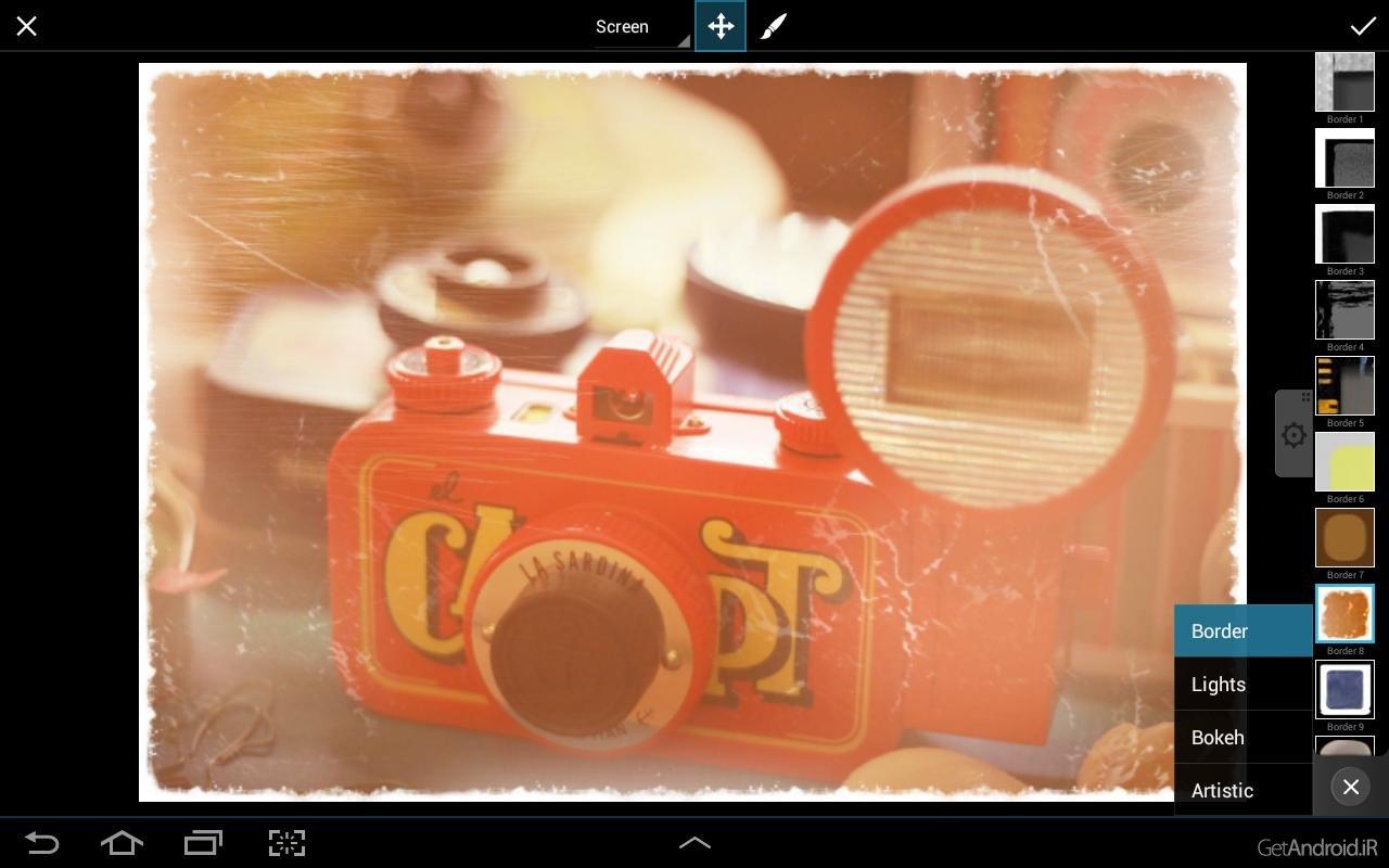 دانلود PicsArt 5.17   برنامه ویرایش عکس اندروید + فونت فارسی