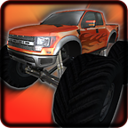 Monster Truck Simulator HD icon