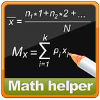 MathHelper: Algebra & Calculus icon