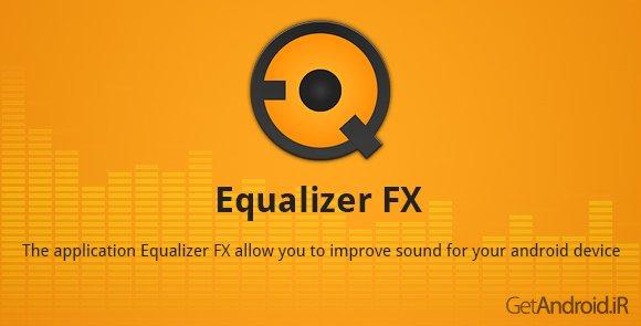 دانلود Equalizer FX 3.1.4 - برنامه اکولایزر اندروید