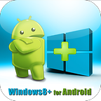 Windows8 / Windows 8 Launcher icon