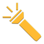 (DashLight (Torch/Flashlight icon