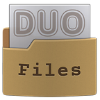Duo: Holo File Manager Pro