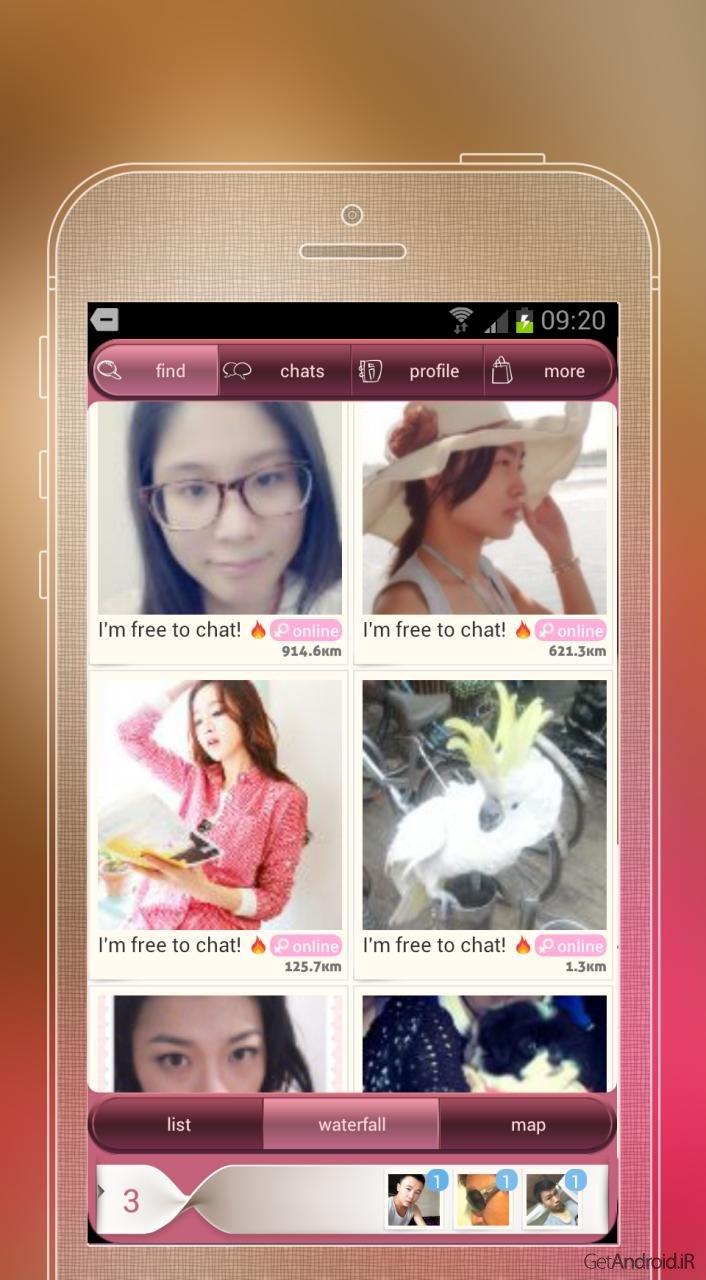 Sayhi chat love meet dating apk