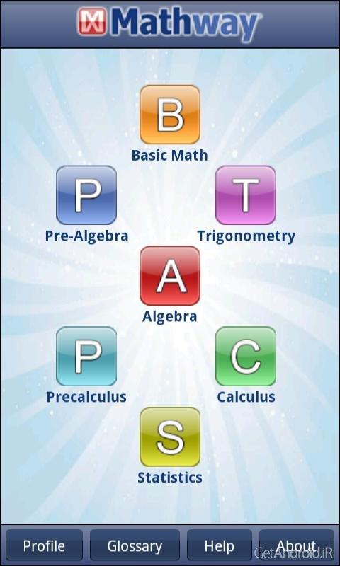 تصویر از دانلود Mathway 3.3.33 برنامه حل مسایل ریاضی برای اندروید