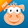 Perry Pig - Jump icon