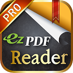 ezPDF Reader Multimedia PDF icon
