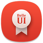 Belle UI (Donate) Icon Pack icon