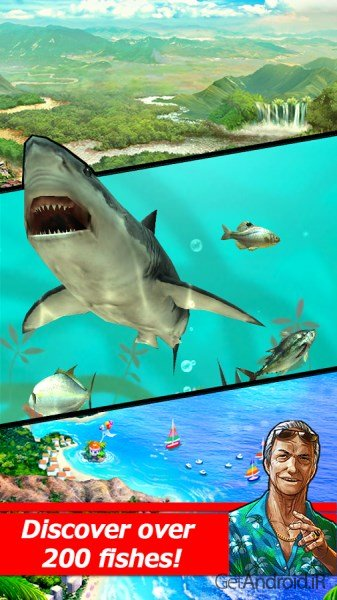 دانلود Ace Fishing: Wild Catch v6.6.1