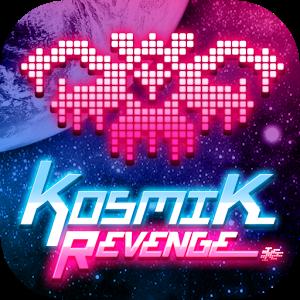 دانلود Kosmik Revenge 1.5.5 - بازی فضایی برای اندروید + دیتا