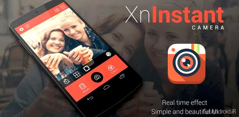 XnInstant Camera Pro 1.20 برنامه عکاسی سریع و حرفه ای اندرویددانلود XnInstant Camera Pro 1.20 برنامه عکاسی سریع و حرفه ای اندروید