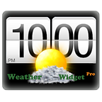 Weather Widget Pro icon
