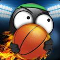 دانلود Stickman Basketball 1.7 - بازی بسکتبال آدمک ها برای اندروید