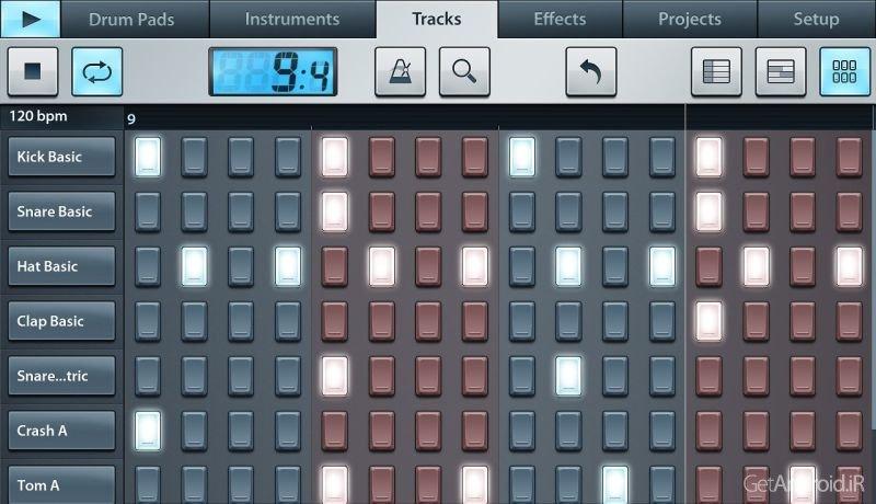 دانلود FL Studio Mobile 3.1.19b برنامه قدرتمند آهنگسازی برای اندروید