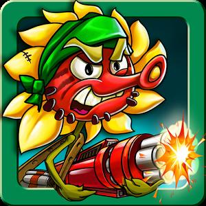 دانلود Zombie Harvest 1.1.8 – بازی اکشن زامبی و نباتات اندروید