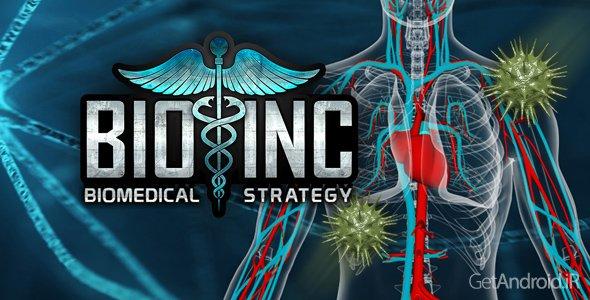 دانلود Bio Inc. - Biomedical Plague 1.55 - بازی استراتژیک بیماری واگیردار برای اندروید