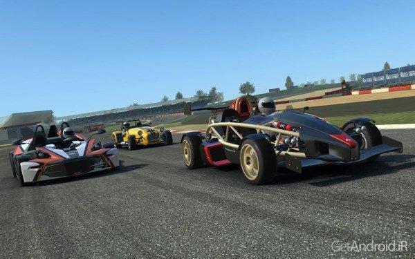 دانلود Real Racing 3 v3.7.1 – بازی اتومبیلرانی ریل رسینگ 3 اندروید