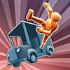 دانلود Turbo Dismount 1.14.0 - بازی جالب شبیهساز تصادف برای اندروید