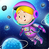 Explorium: Space for Kids icon
