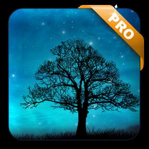 دانلود Dream Night Pro Live Wallpaper 1.7.0 لایو والپیپر شب رویایی اندروید