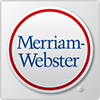 Merriam-Webster's Dictionaries icon