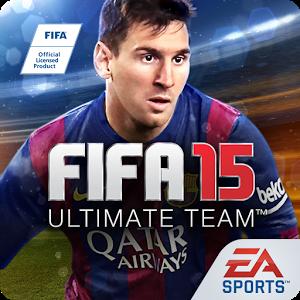 دانلود FIFA 15 Ultimate Team 1.6.1 بازی فیفا 15 تیم رویایی برای اندروید