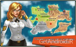 دانلود Iron Desert 2.0 - بازی استراتژیک صحرای آهنین برای اندروید