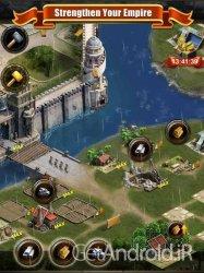 دانلود Clash of Kings 3.5.0 - بازی نبرد پادشاهان برای اندروید