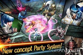 دانلود Iron Knights 1.6.9 - بازی اکشن شوالیههای آهنین برای اندروید