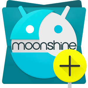 Moonshine+ Launcher Theme icon