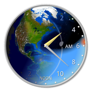 دانلود TerraTime Pro 5.2 برنامه شبیه سازی کره زمین اندروید